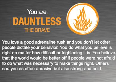 Dauntless - Divergent/ Insurgent